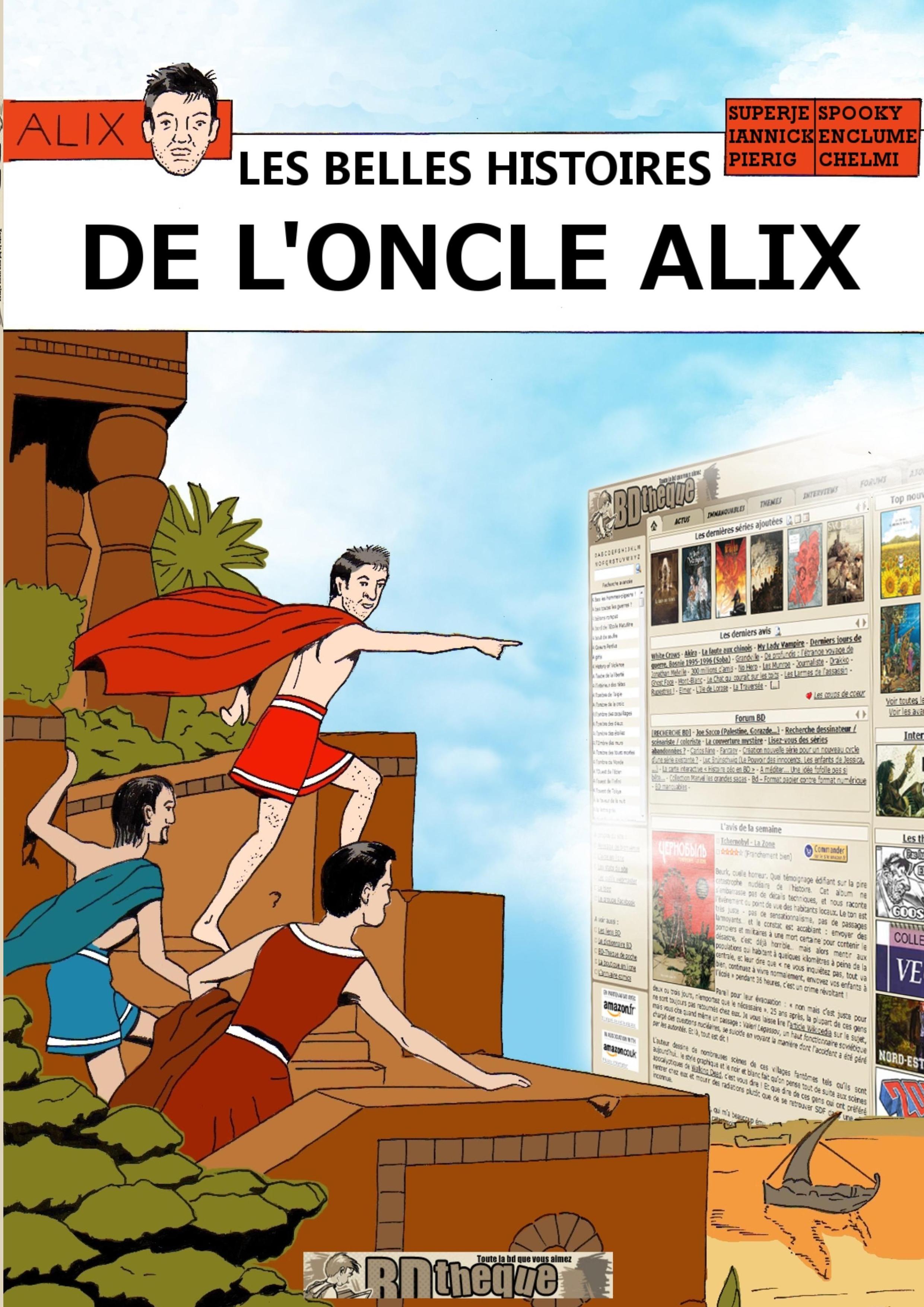 Les Belles Histoires de L'Oncle Alix