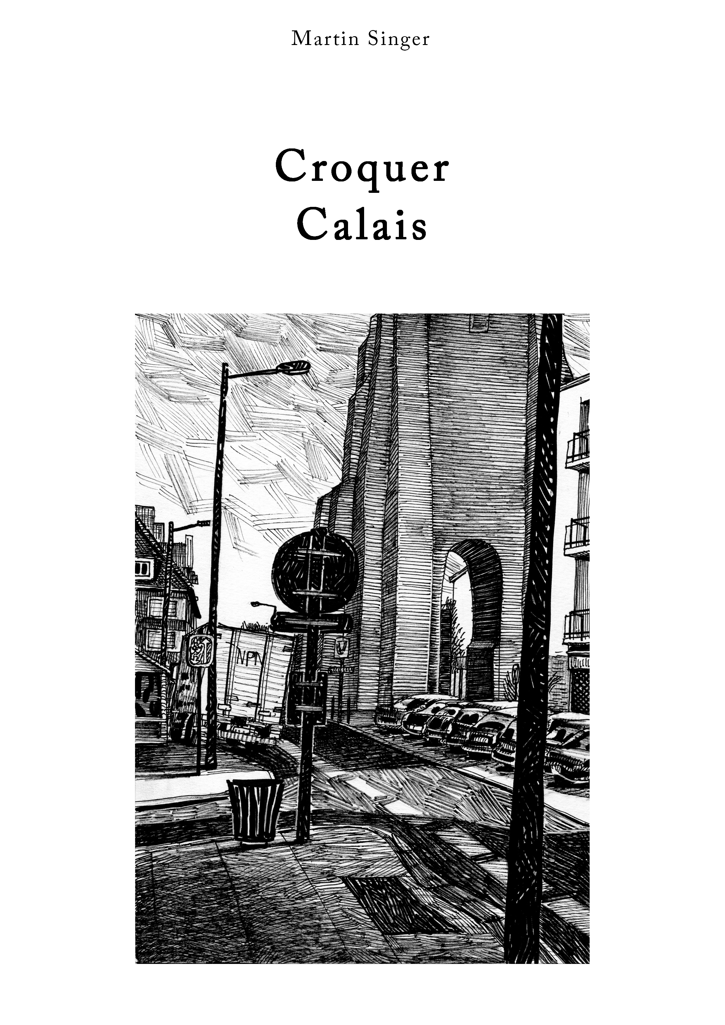Croquer Calais