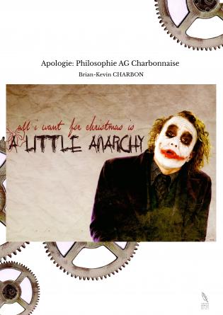Apologie: Philosophie AG Charbonnaise