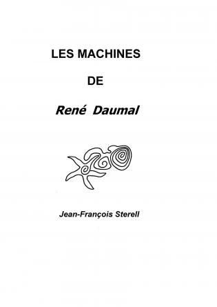Les Machines de René Daumal