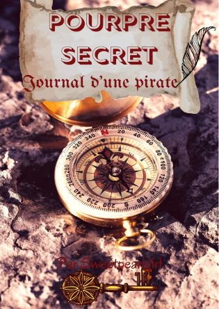 Pourpre Secret : Journal d'une pirate