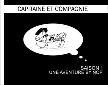 Capitaine et Compagnie TOME 1