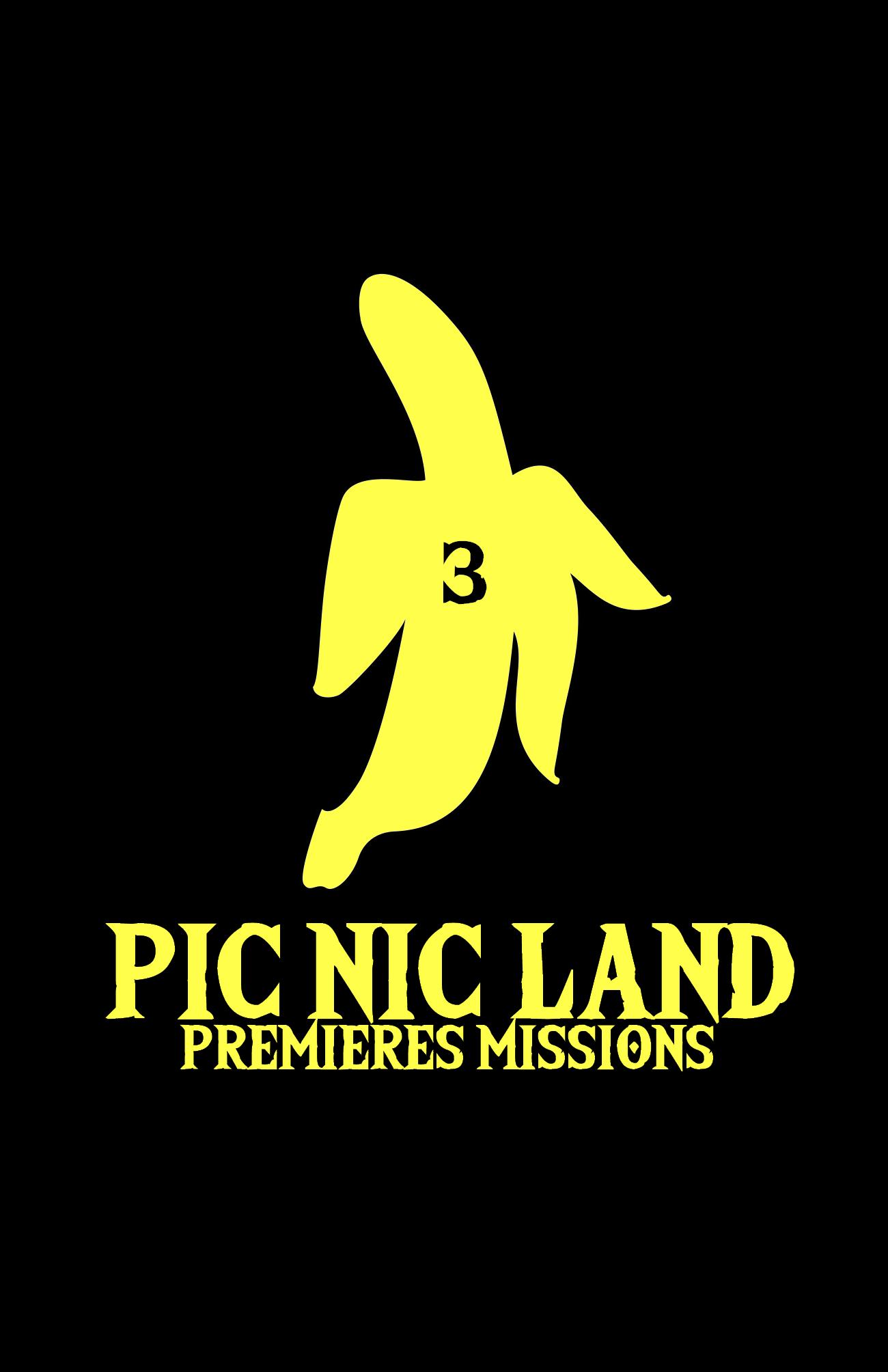 PIC NIC LAND - Volume 3