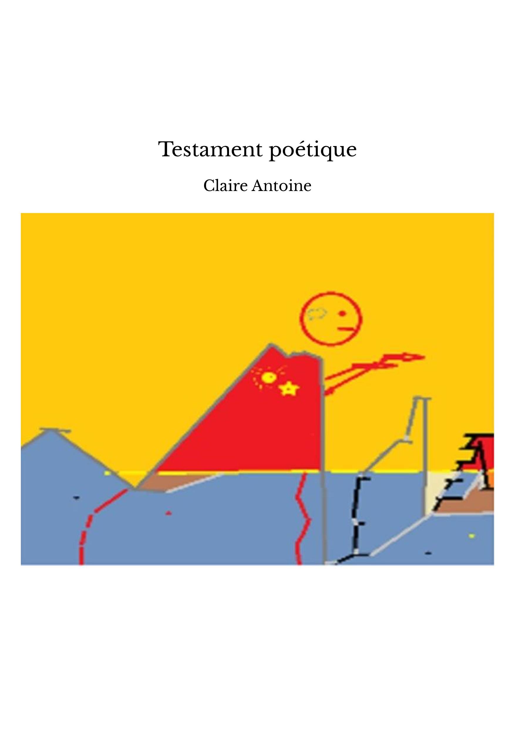 Testament poétique