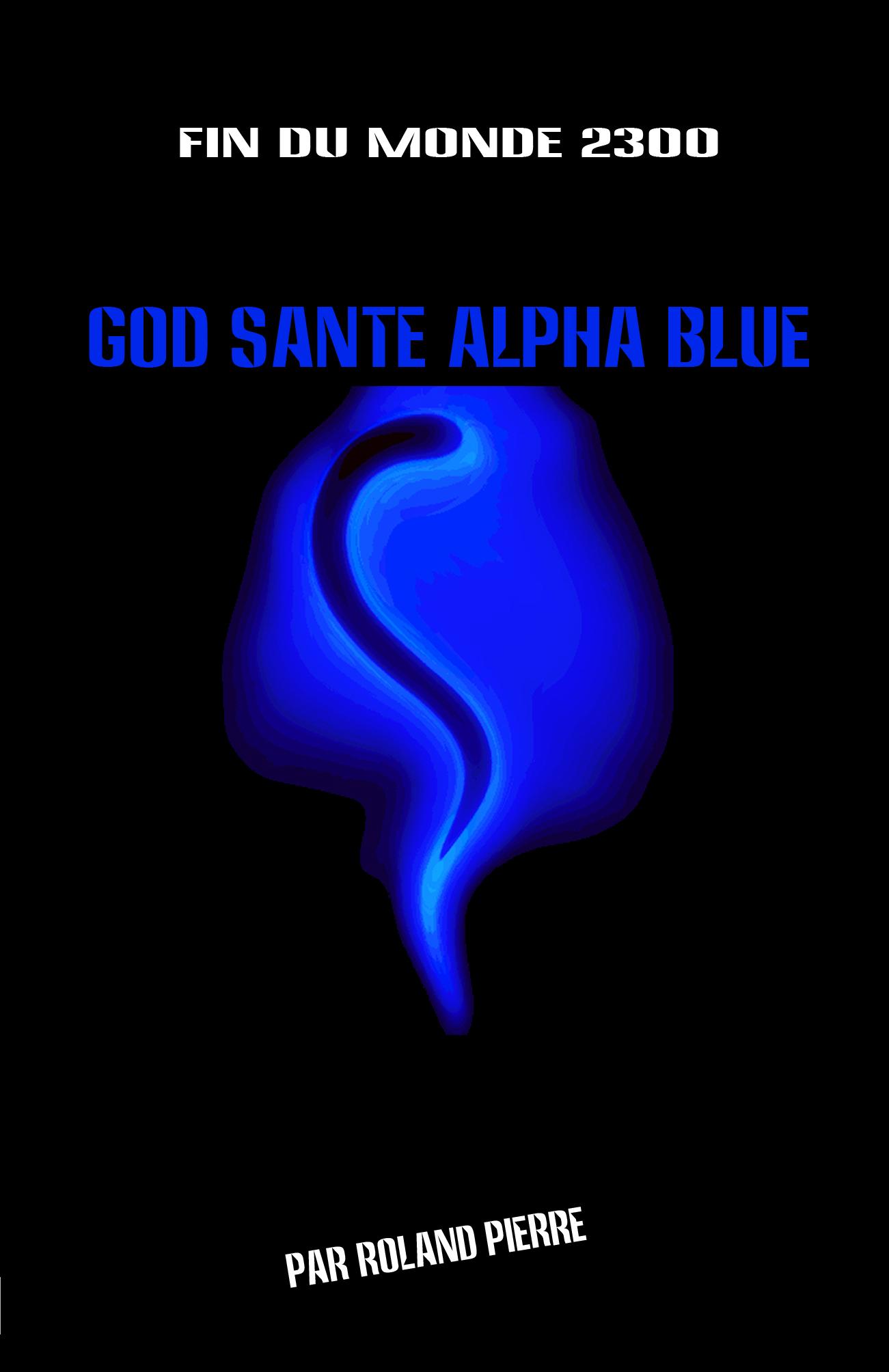 God Sante Alpha Blue