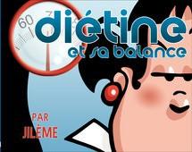 Diétine et sa Balance