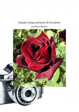 beauty crispy prenom de la nature