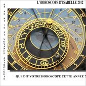 L'horoscope 2012 D'Isabelle