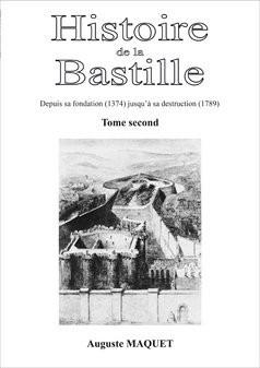 Histoire de la Bastille - Tome 2