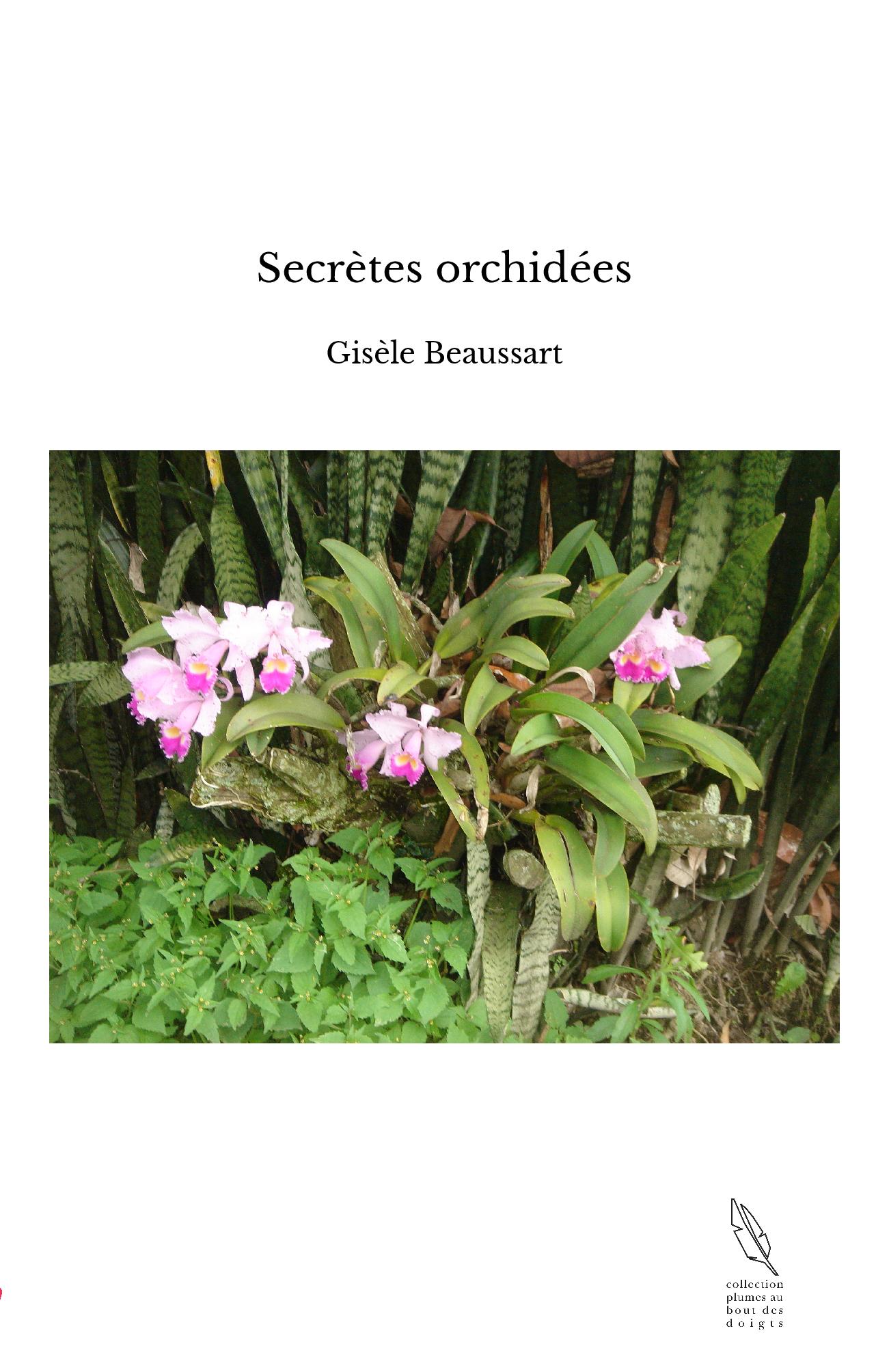 Secrètes orchidées