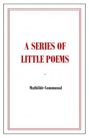 a series of little poems