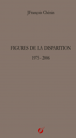 Figures de la disparition
