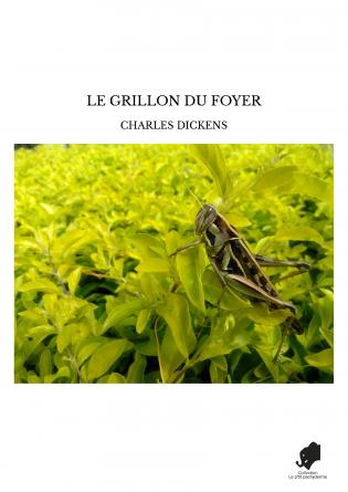 LE GRILLON DU FOYER