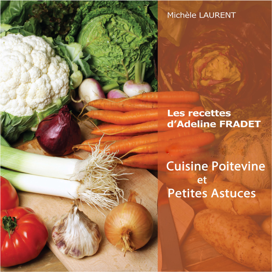 adeline Fradet cuisine et astuces