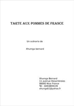 Tarte Aux Pommes De France
