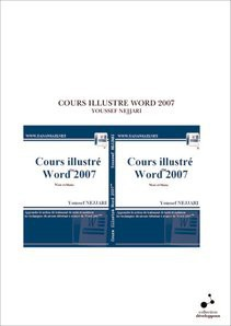 COURS ILLUSTRE WORD 2007