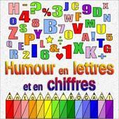 Humour en lettres et en chiffres
