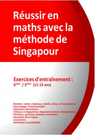 Cahier de vacances, Méthode Singapour