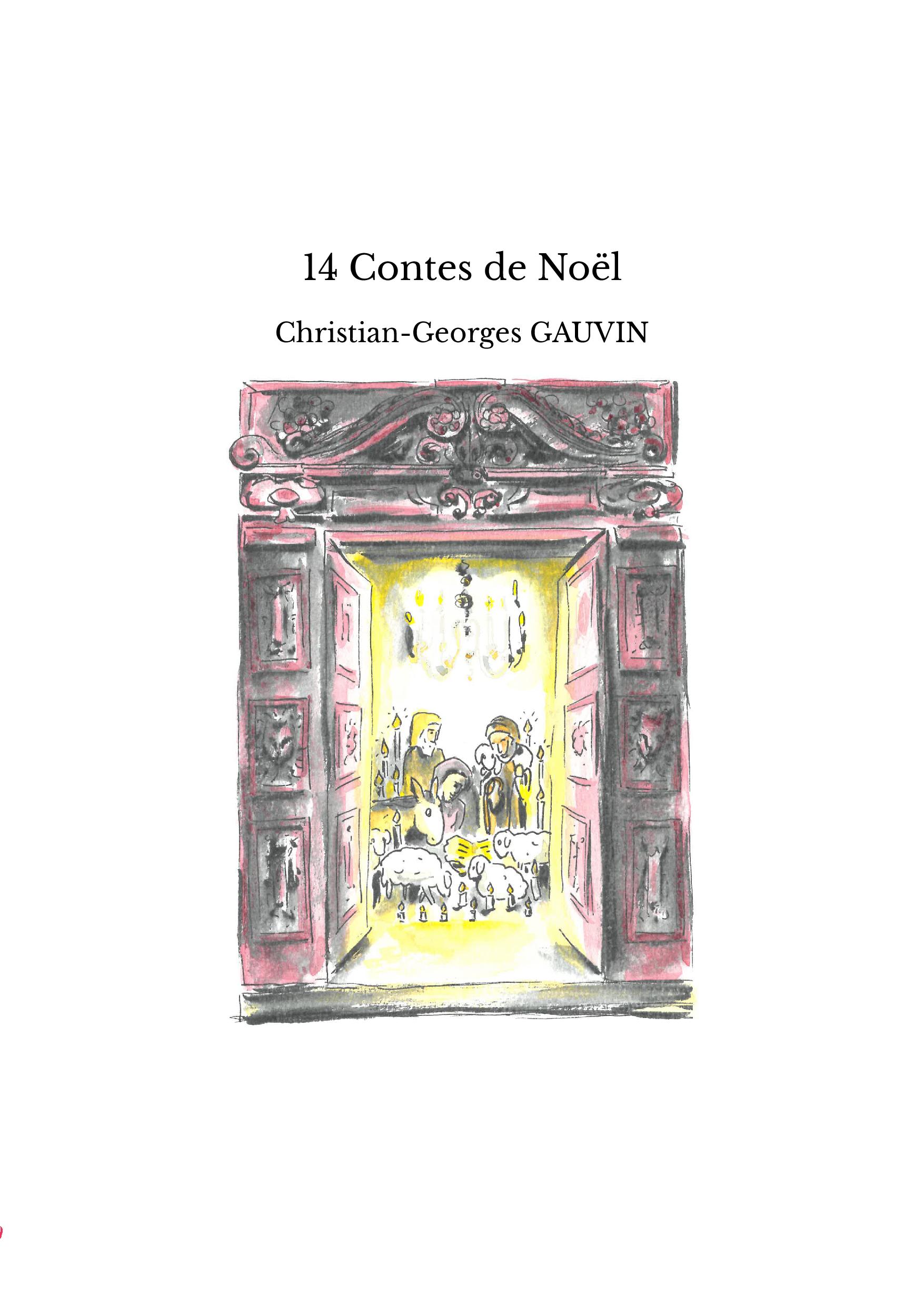 14 Contes de Noël