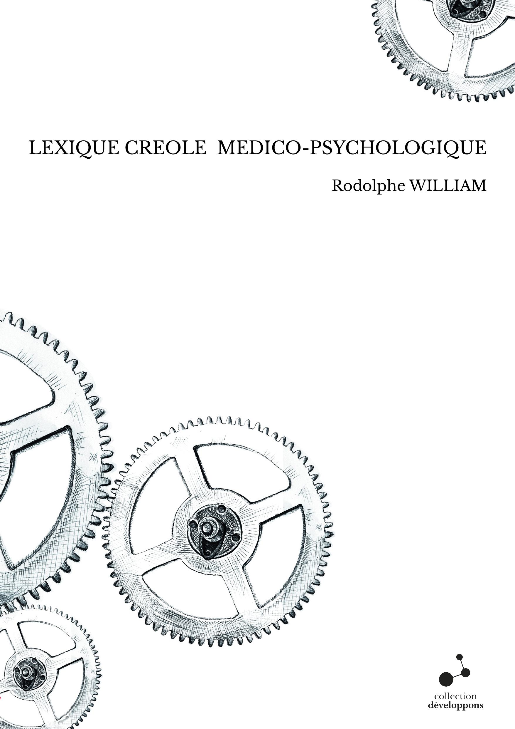LEXIQUE CREOLE MEDICO-PSYCHOLOGIQUE