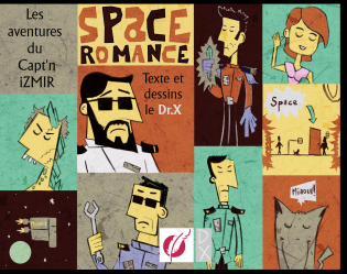 SPACE ROMANCE