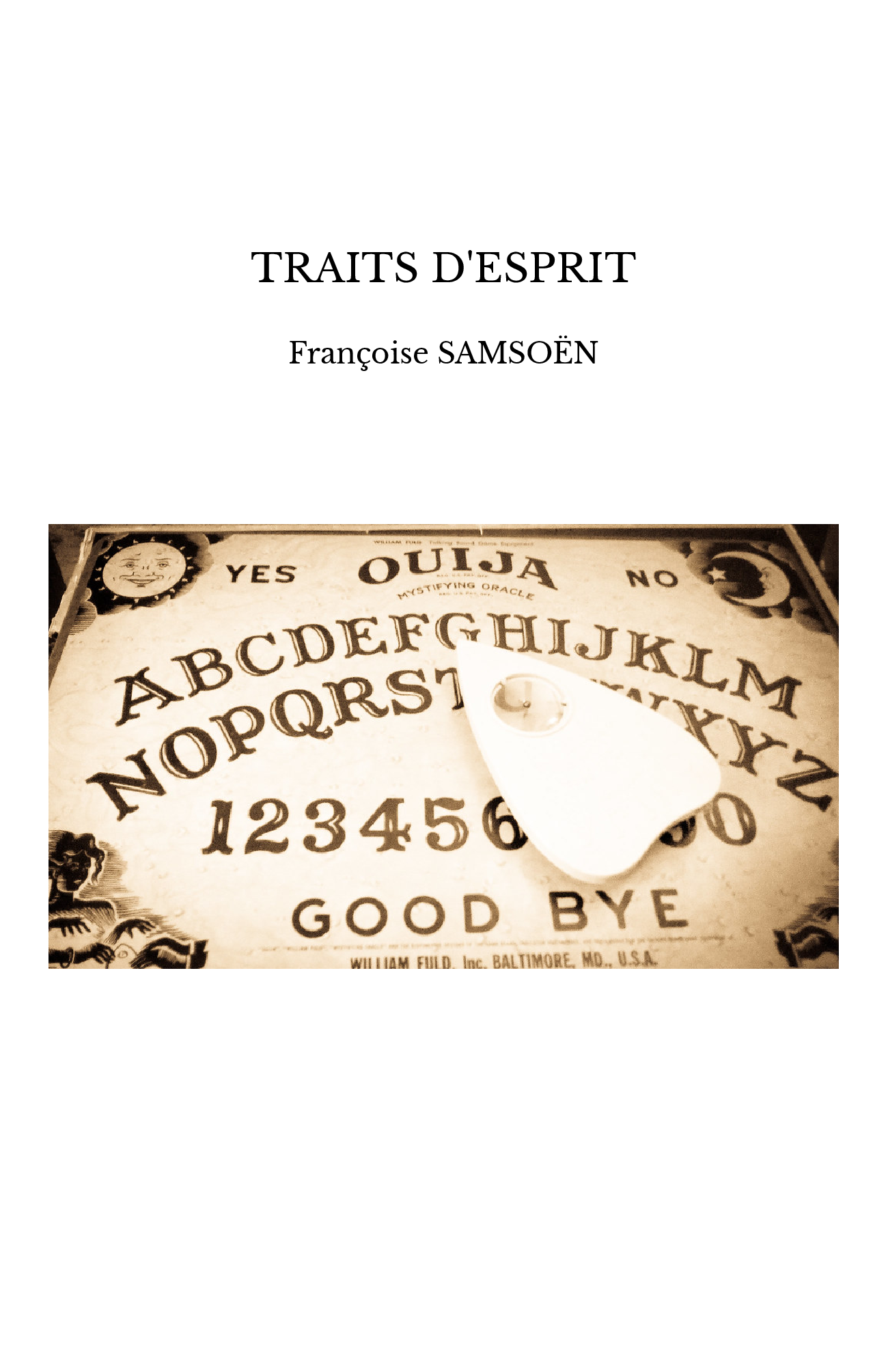 TRAITS D'ESPRIT