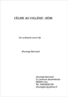 Céline Au Collège : Rémi