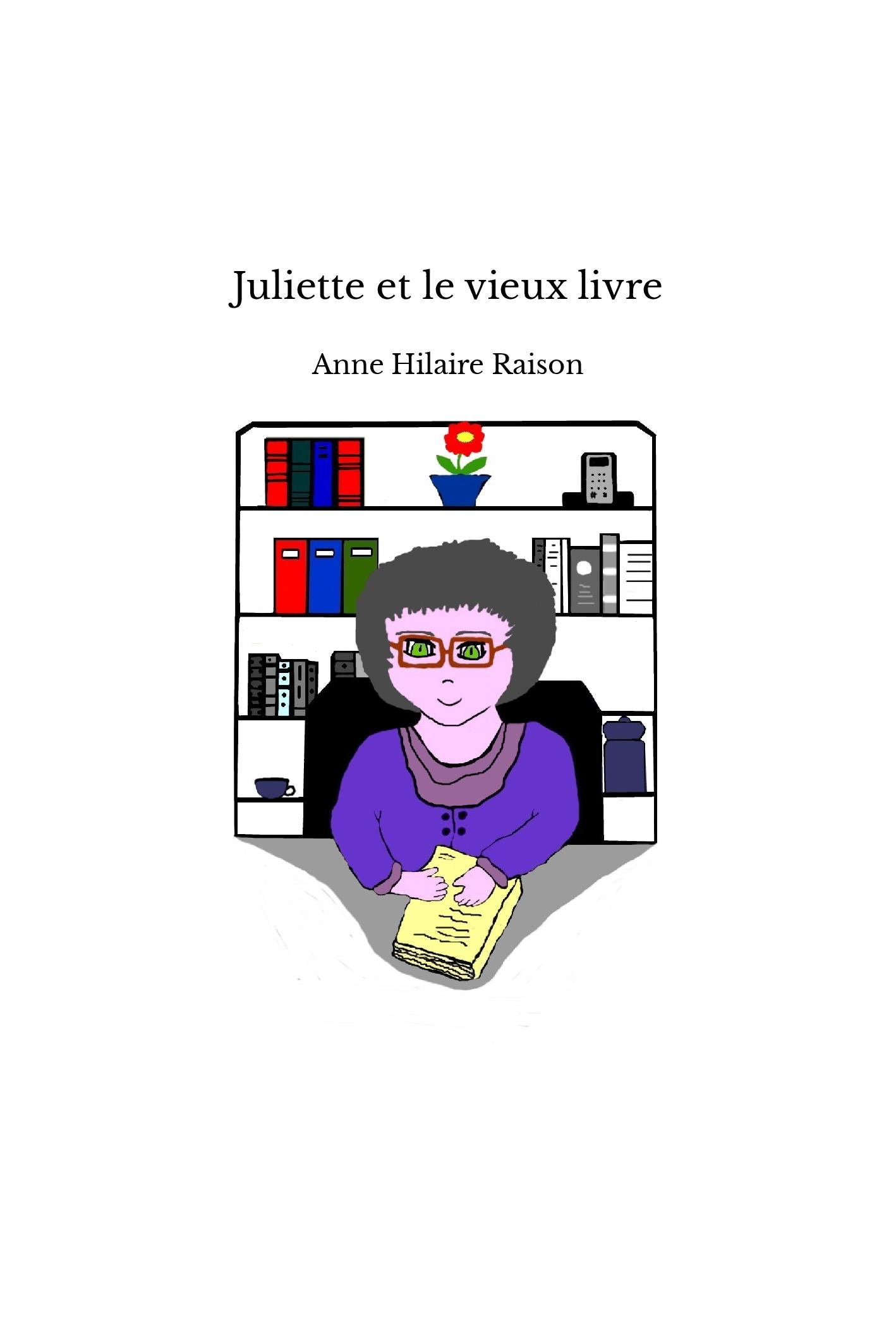 Juliette et le vieux livre