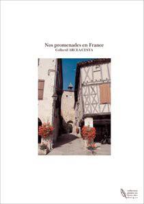 Nos promenades en France