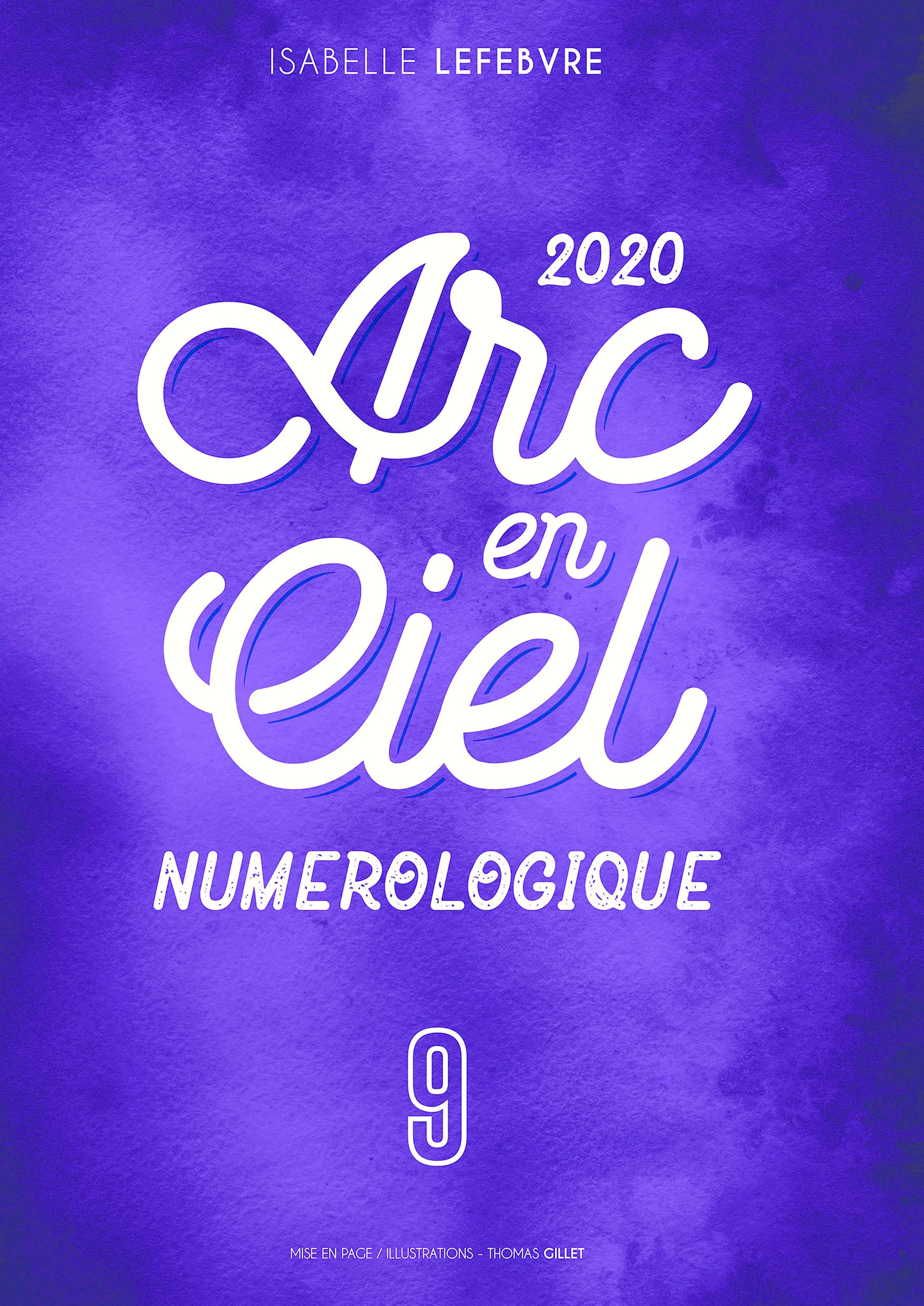L'Arc en Ciel Numérologique 2020 - 9