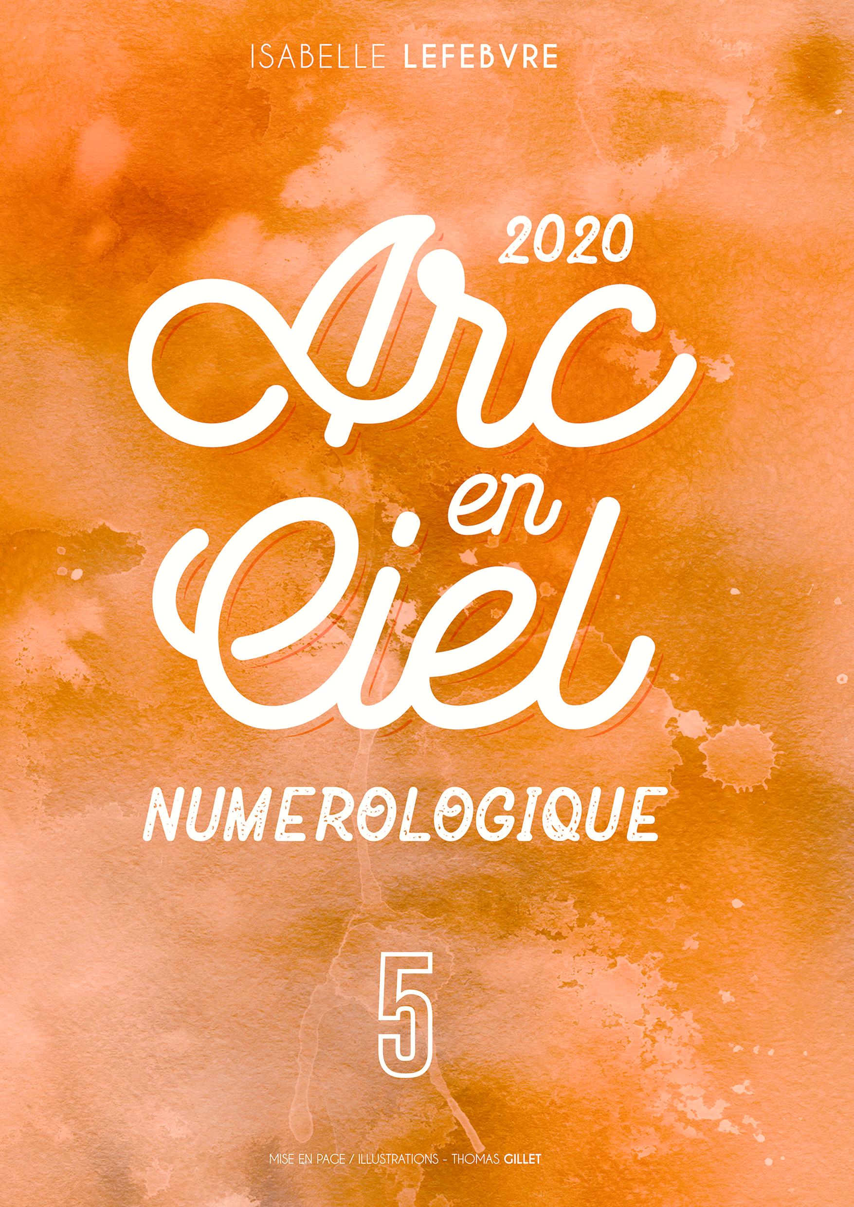 L'Arc en Ciel Numérologique 2020 - 5