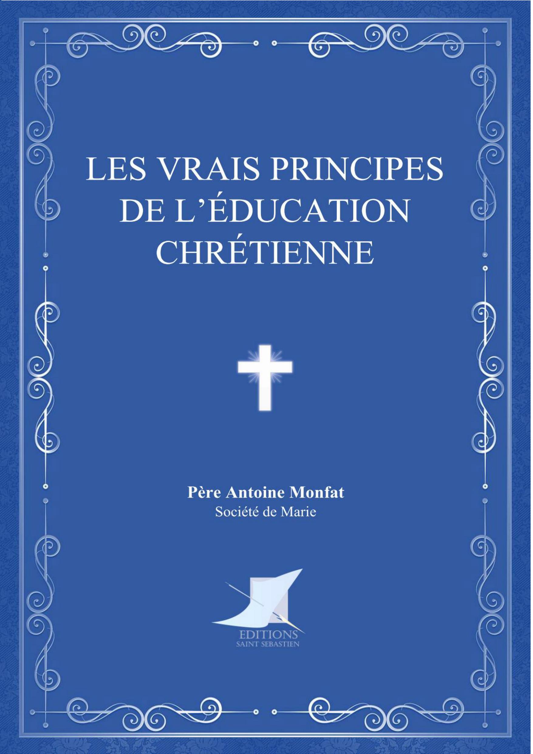 Principes de l'éducation chrétienne