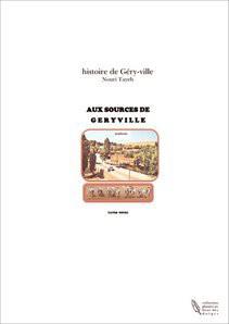 histoire de Géry-ville