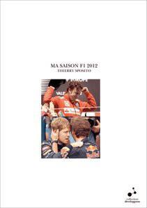 MA SAISON F1 2012