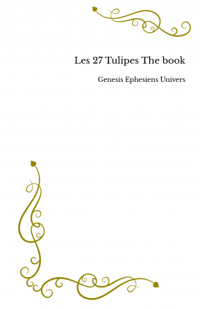 Les 27 Tulipes The book