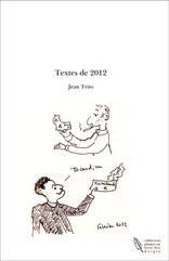Textes de 2012