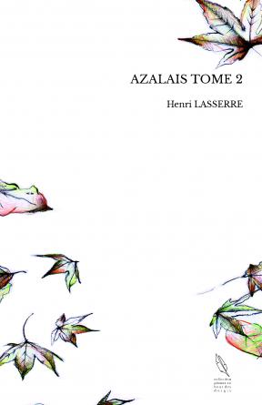 AZALAIS TOME 2