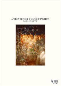 APPRENTISSAGE DE L'ABSTRACTION
