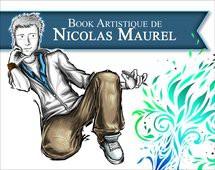 Book artistique de Nicolas Maurel