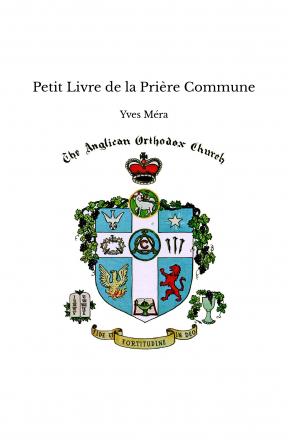 Petit Livre de la Prière Commune