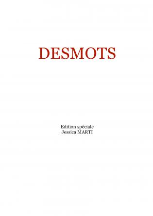 DESMOTS