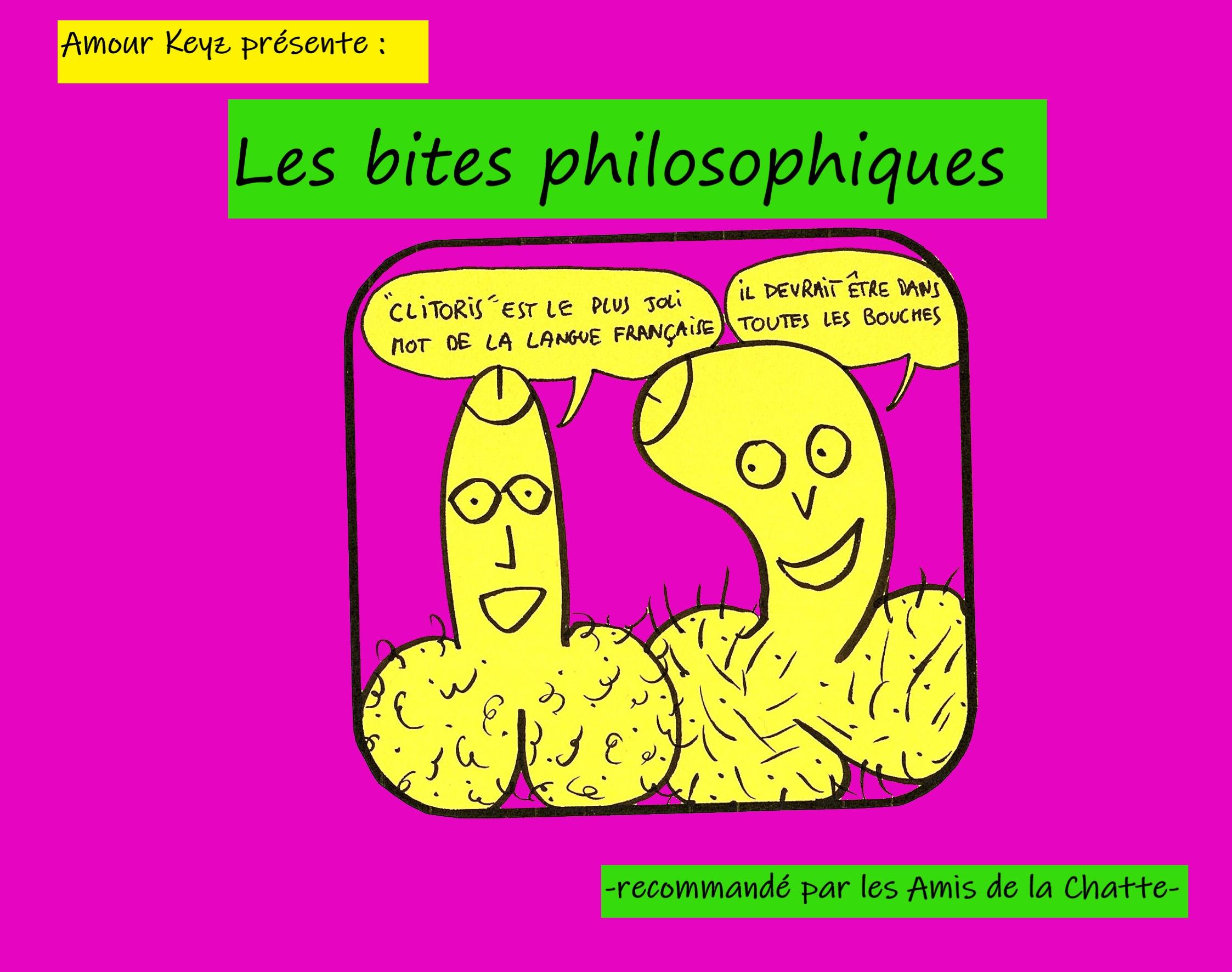 Les bites philosophiques
