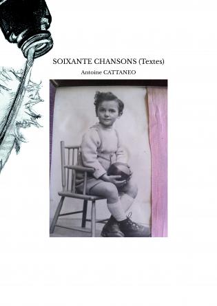 SOIXANTE CHANSONS (Textes)