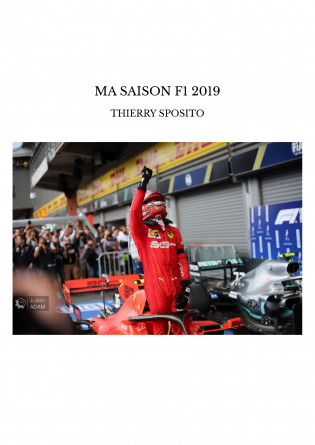 MA SAISON F1 2019