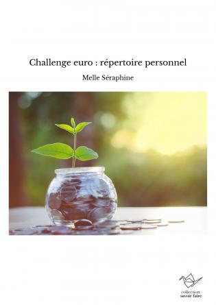 Challenge euro : répertoire personnel