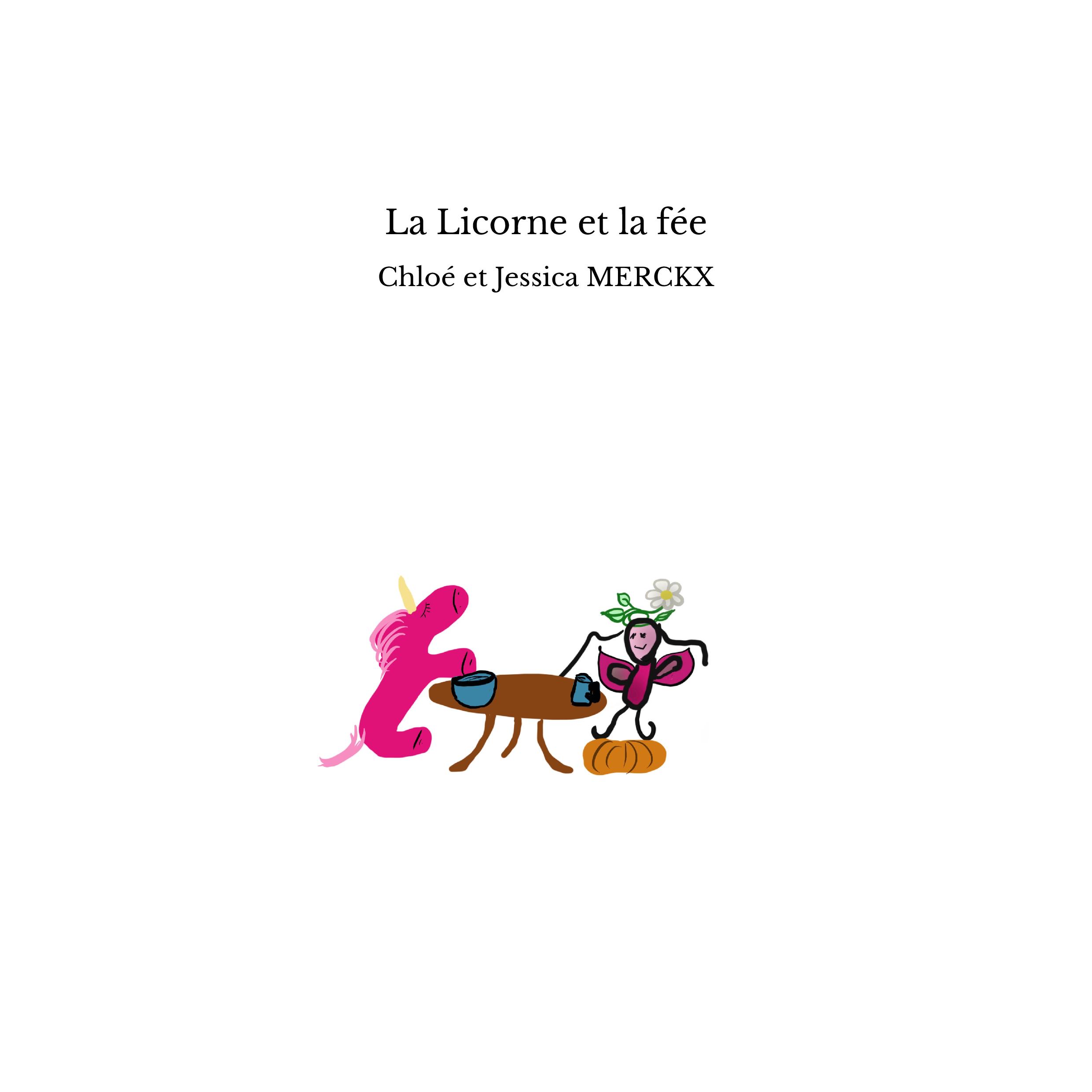 La Licorne et la fée