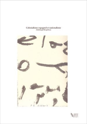 Colonialisme espagnol et nationalisme
