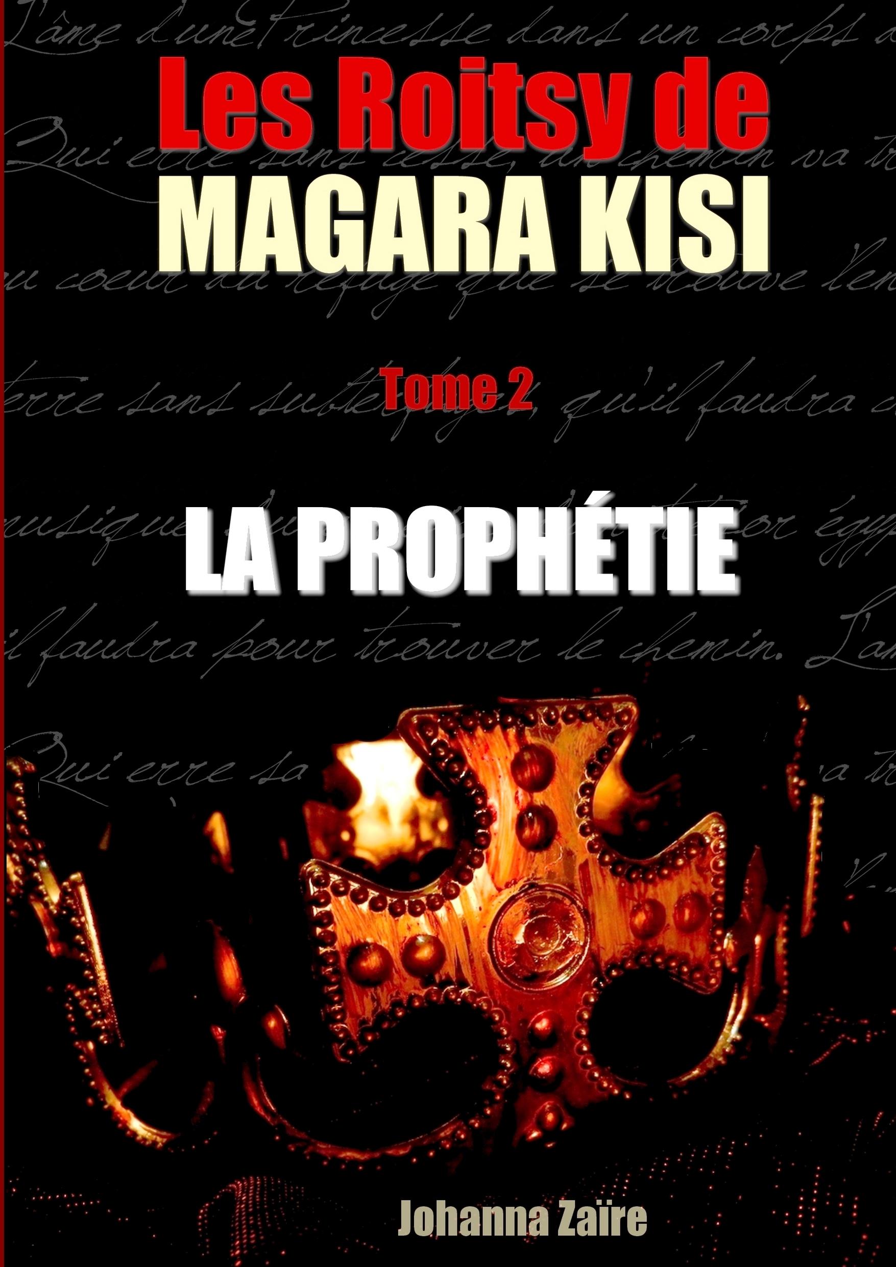 Les Roitsy de Magara Kisi - Tome 2