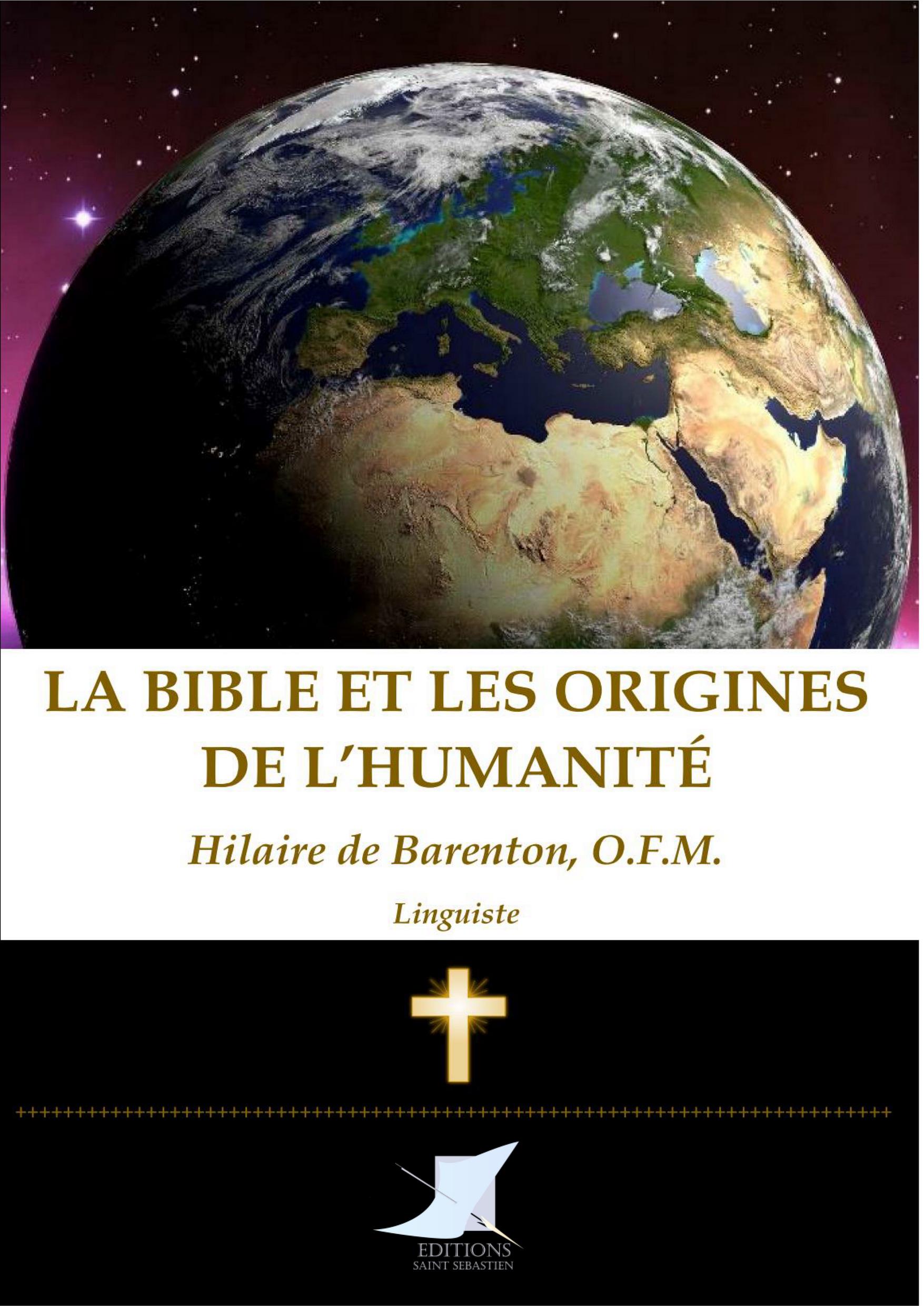 La Bible et les origines de l'humanité
