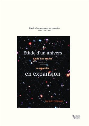 Etude d'un univers en expansion